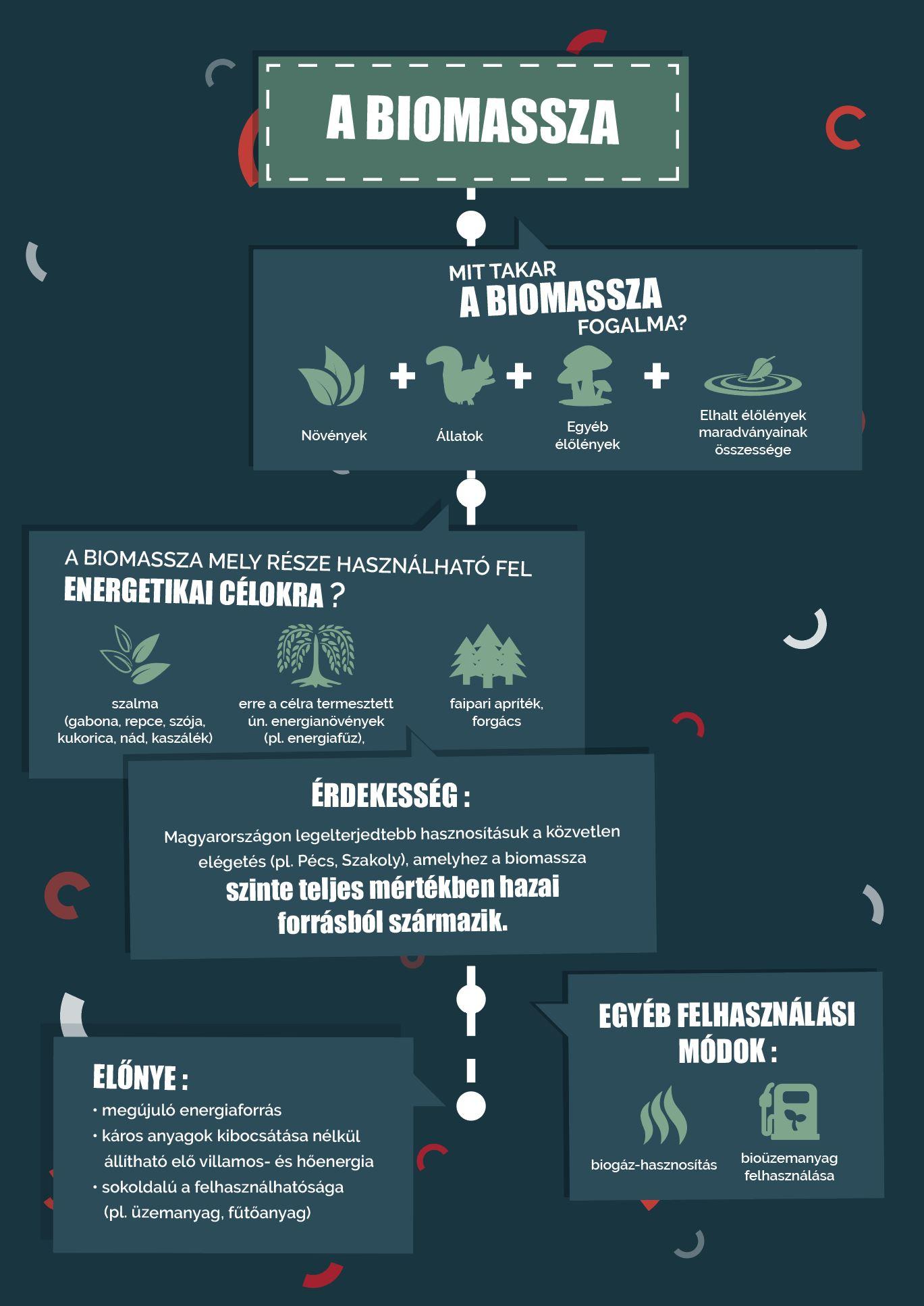 Mit takar a biomassza fogalma?