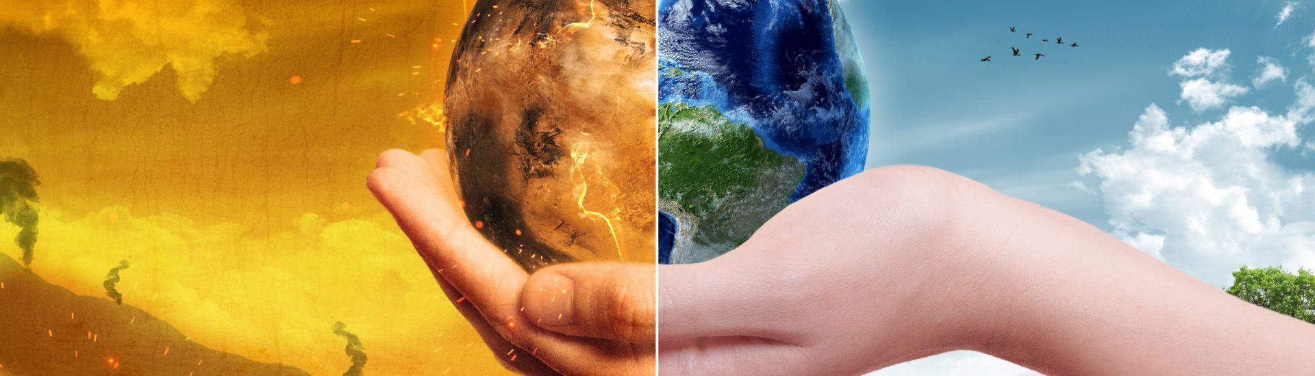 A Föld mely területein fejti ki negatív hatását a klímaváltozás?